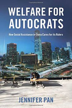 Welfare for Autocrats book cover