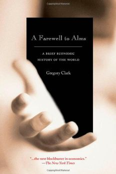 A Farewell to Alms book cover
