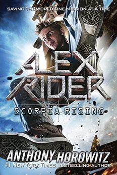Scorpia Rising book cover
