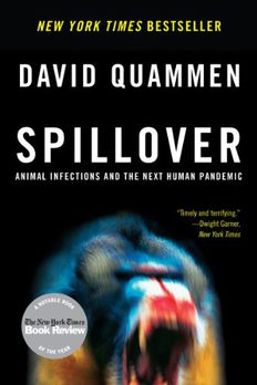 Spillover book cover
