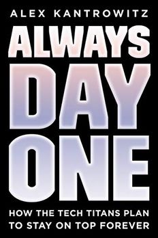 Always Day One book cover