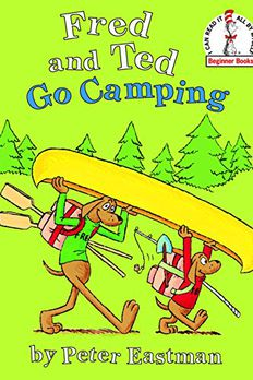 Fred and Ted Go Camping book cover