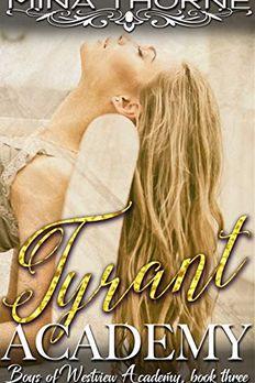Tyrant Academy book cover