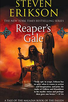 Reaper's Gale book cover