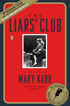 The Liars' Club book cover