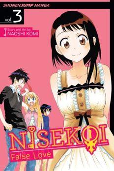 Nisekoi book cover