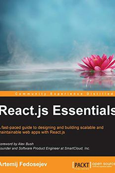 React.js Essentials book cover