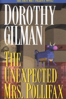 The Unexpected Mrs. Pollifax book cover