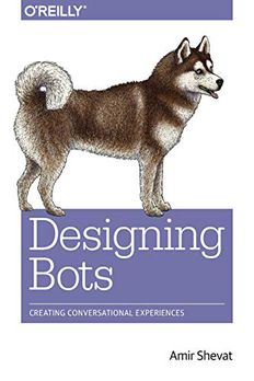 Designing Bots book cover