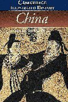 The Cambridge Illustrated History of China book cover