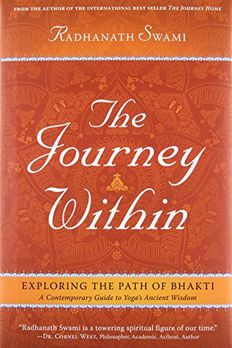 Journey within  book cover