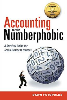 Accounting for the Numberphobic book cover