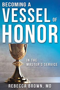 Becoming a Vessel of Honor book cover
