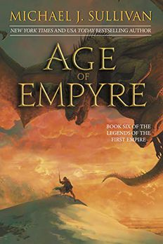 Age of Empyre book cover