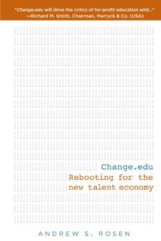 Change.edu book cover