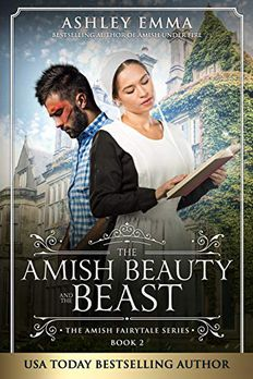 Amish Beauty and the Beast book cover