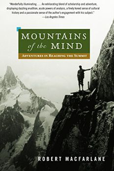 Mountains of the Mind book cover