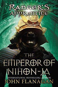 The Emperor of Nihon-Ja book cover