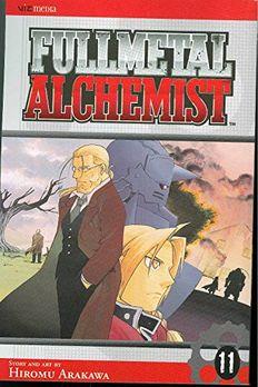 Fullmetal Alchemist, Vol. 11 book cover