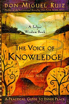 The Voice of Knowledge book cover