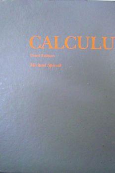 Calculus book cover