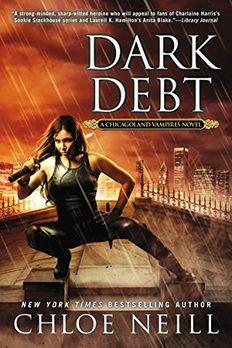Dark Debt book cover