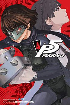 Persona 5, Vol. 4 book cover