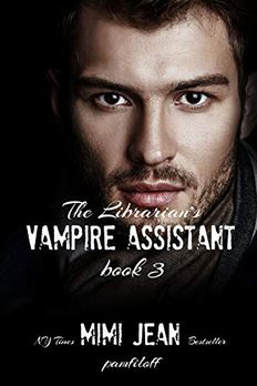 The Librarian's Vampire Assistant, Book 3 book cover