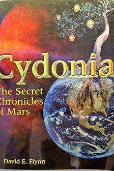 Cydonia The Secret Chronicles Of Mars book cover