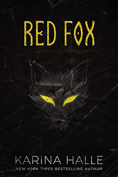 Red Fox book cover