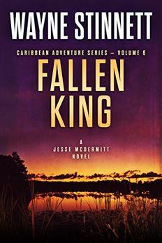 Fallen King book cover