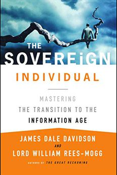 The Sovereign Individual book cover