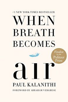 When Breath Becomes Air book cover