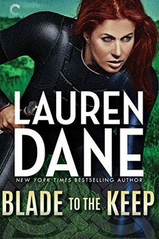 Blade to the Keep book cover