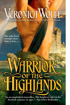Warrior of the Highlands book cover