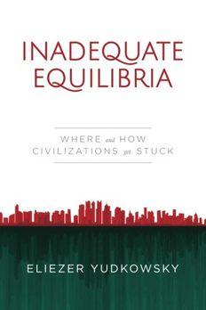 Inadequate Equilibria book cover