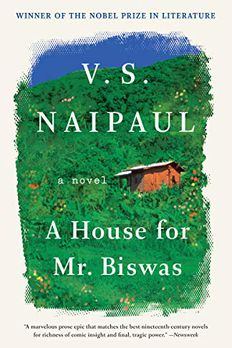 A House for Mr. Biswas book cover