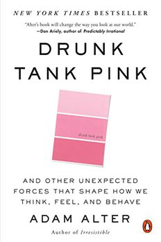 Drunk Tank Pink book cover