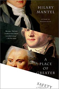 Place of Greater Safety book cover