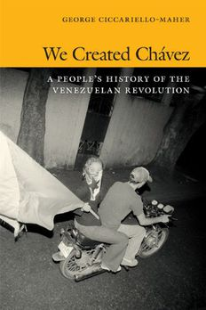 We Created Chávez book cover