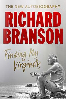Finding My Virginity book cover