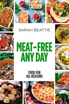 Meat-Free Any Day book cover