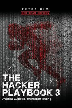The Hacker Playbook 3 book cover