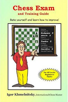 Chess Exam And Training Guide book cover