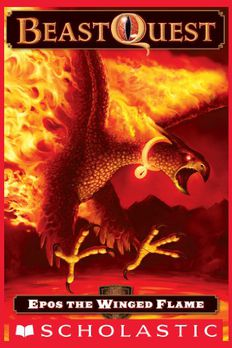 Epos The Winged Flame book cover