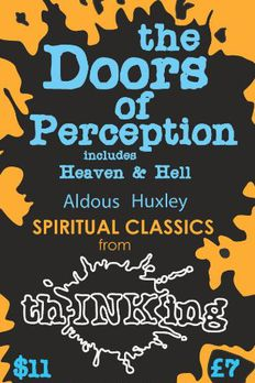The Doors of Perception book cover