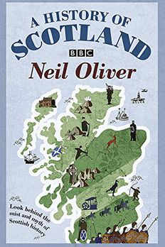 A History of Scotland book cover