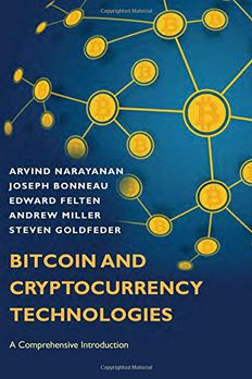 Bitcoin and Cryptocurrency Technologies book cover