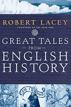 Great Tales from English History, Vol 1 book cover