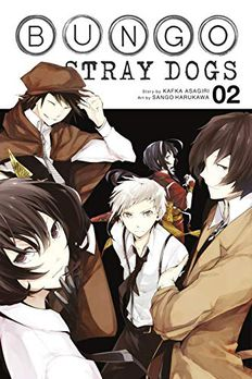 Bungo Stray Dogs Vol. 2 book cover